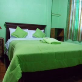 Araque Inn Double Room